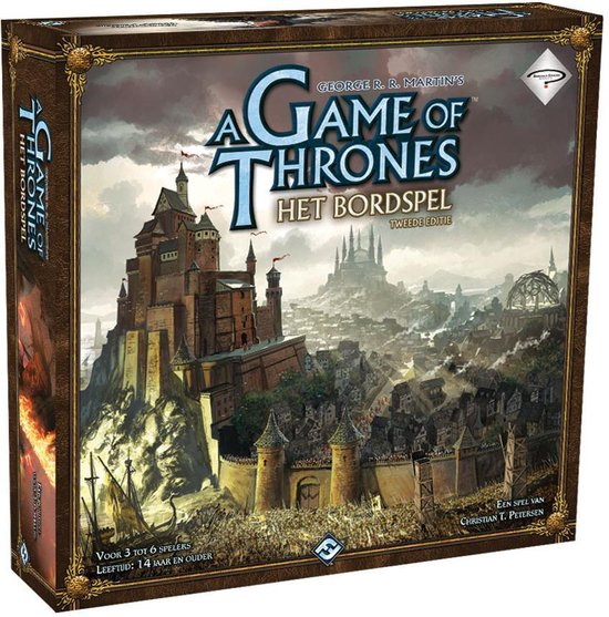 Game of Thrones strategie bordspel