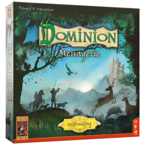 Dominion uitbreiding Menagerie