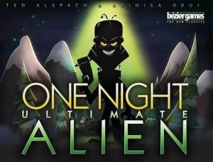 One Night ultimate alien uitbreiding